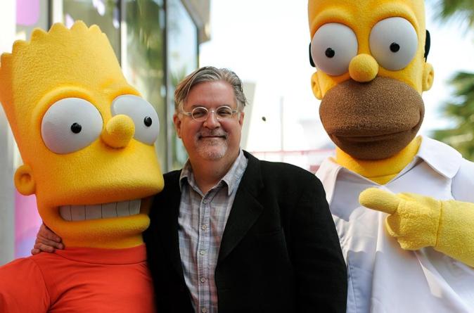 ¿Cómo seguir riendo en un mundo lleno de sufrimiento? Netflix y Matt Groening creen saberlo
