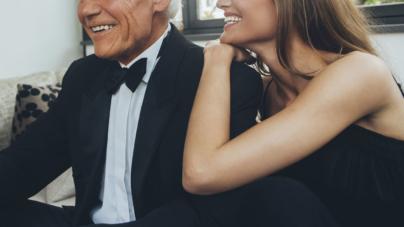Sugar Daddy | ¿Por qué están de moda los hombres maduros?