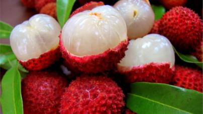 ¡Ya hay lichis! | 5 deliciosas recetas que puedes preparar con lichis ahora que están de temporada