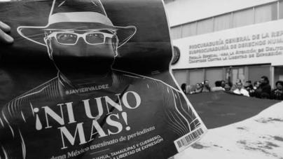 ¿Y tú… cómo protestas? | Mazatlecos leerán obra de Javier Valdez para exigir justicia