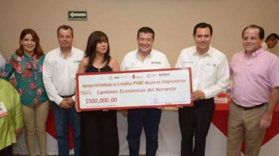 Sinaloa alcanza el segundo lugar nacional de Crédito Joven