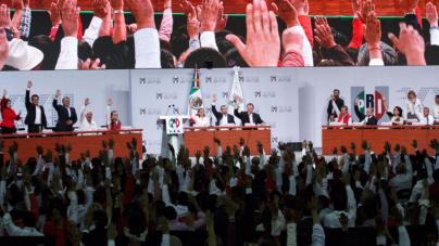 Al día en 3 minutos | Asamblea del PRI: hay sacudida, pero es el mismo partido de siempre