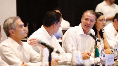 Conago designa a Quirino Ordaz coordinador de comisiones del Campo y Pesca