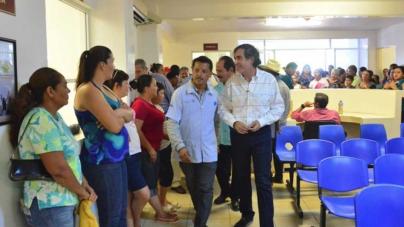 Inician en Sinaloa el rescate de los centros de salud: Román Messina