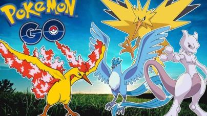 Durante agosto podrás atrapar legendarios con mayor facilidad en Pokémon Go