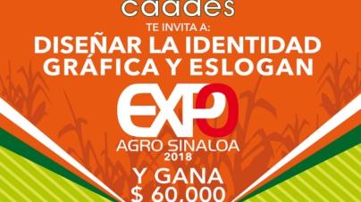 Diseña la identidad gráfica y eslogan de la ExpoAgro Sinaloa 2018 y gana una lana