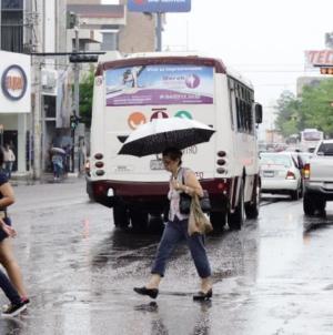 Hay pronóstico de lluvias para este martes y miércoles en Sinaloa: SMN