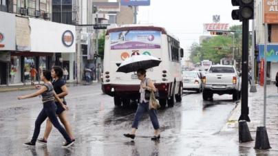 Culiacán mojado | Crónica de una lluvia en el centro de la ciudad