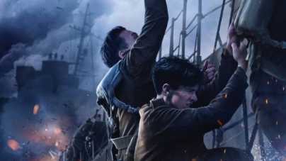 Reflexión cinéfila | Dunkerque anota un logro más para Christopher Nolan