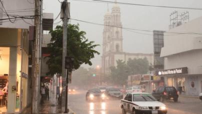 Las lluvias podrían llegar a Sinaloa este domingo