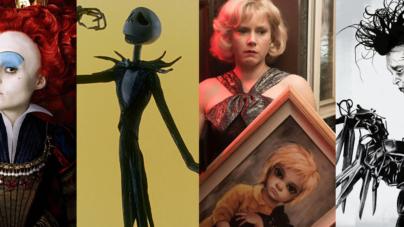 Reflexión cinéfila | 5 películas para explorar la fantasía de Tim Burton
