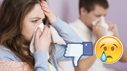 Estrés en redes | Usar Facebook podría estar dañando tu sistema respiratorio