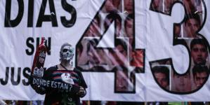 FOTOGALERÍA | Colectivos y organizaciones sociales marchan a 3 años de Ayotzinapa