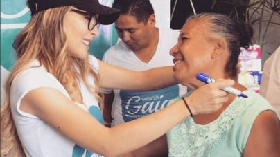 Famosos se unen a la sociedad para apoyar a víctimas de sismos en México