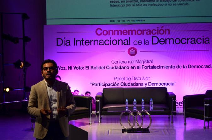 Ciudadanía pasiva   Poca confianza en instituciones afecta organización y participación ciudadana