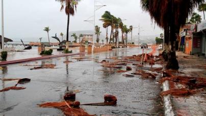 Instala DIF Sinaloa centros de acopio en apoyo a damnificados por la tormenta 'Lidia'