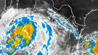 Prevén tormentas torrenciales en Sinaloa por Lidia | Mantienen alerta roja para la zona norte