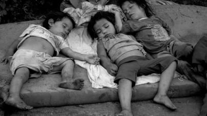 Los hijos de la calle | Tres generaciones que han crecido en la miseria