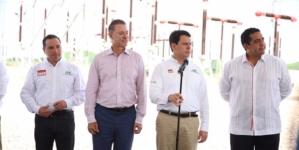 Mejorará el servicio de energía eléctrica en Culiacán, Navolato y Pericos