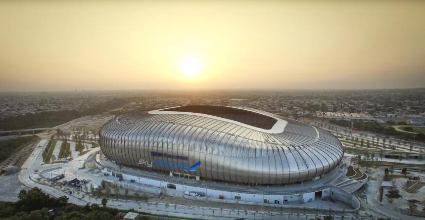 El recinto deportivo más bello del mundo está destinado al futbol y es mexicano