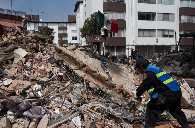 ¿Que el dinero destinado a partidos se dé a víctimas del terremoto? Impulsan petición por Change.org