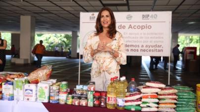 Centros de Acopio | Sinaloa es un ejemplo de solidaridad: DIF estatal