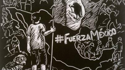 Paremos la máquina | Artistas gráficos se organizan para crear imágenes de resistencia y solidaridad