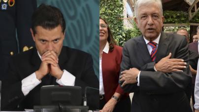 Reporte ESPEJO | Así es la política: informe opaco de EPN y adhesiones con AMLO