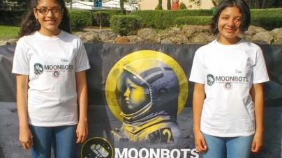 Niñas mexicanas ganan concurso de robótica de Google