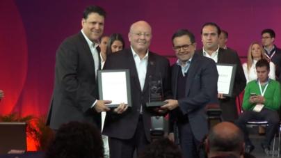 La UAS recibe el Premio Nacional del Emprendedor en CDMX