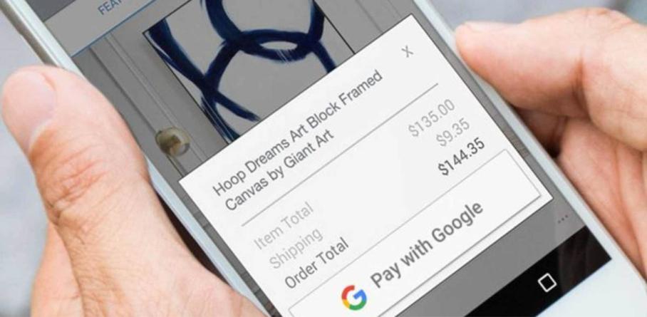 ¡Págalo con Google! | Una nueva solución de pagos para usuarios de Android