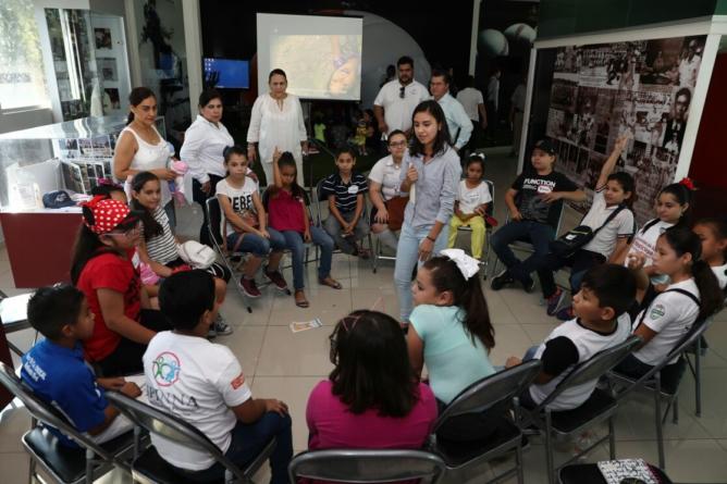 Niños, niñas y adolescentes alzan la voz por un mejor Sinaloa
