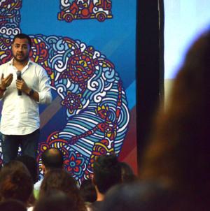 Adrián Bravo y Cultura Colectiva   El data analysis como herramienta de comunicación política