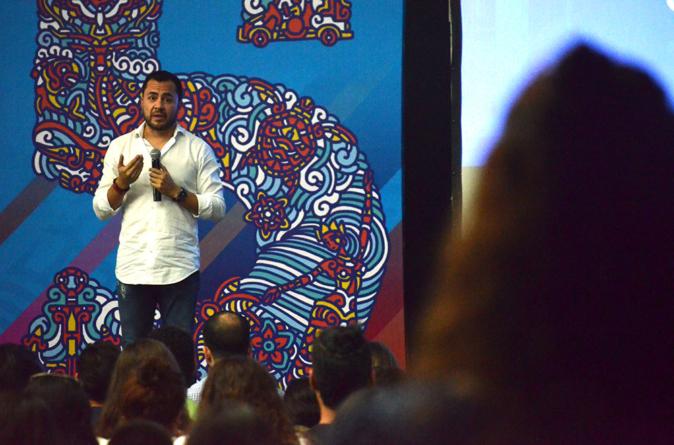 Adrián Bravo y Cultura Colectiva | El data analysis como herramienta de comunicación política
