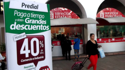 'Nada de borrón y cuenta nueva para deudores del predial y servicios públicos': Estrada Ferreiro