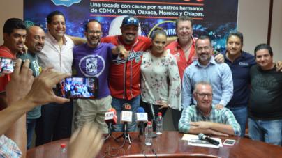 Claudio Yarto y Old School Djs apoyarán a daminificados con tocada en Culiacán
