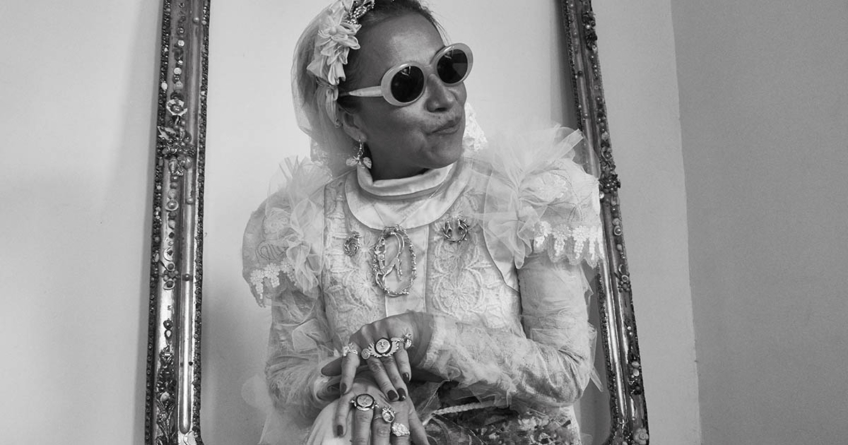 Una leyenda vuelta arte | 'Ni loca, ni novia: misionera'