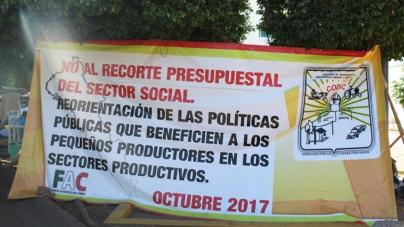 Defendemos la parte más vulnerable del estado: los trabajadores del campo: CODUC