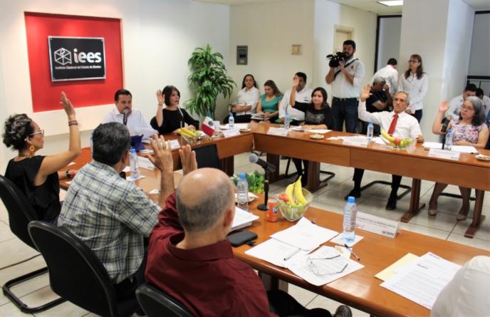 IEES aprueba lineamientos para candidaturas independientes