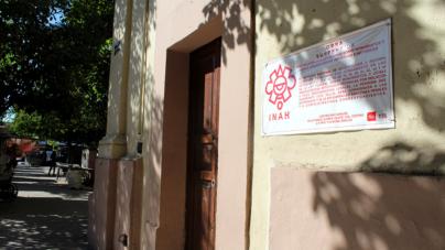 INAH suspende obras de remodelación en Catedral de Culiacán… ¡por no pedir permiso!