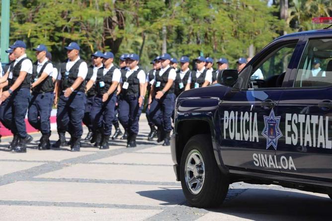 Salen del centro | Policía Municipal realiza operativos en distintas colonias