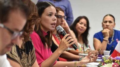Ismujeres realiza mesa de trabajo para fortalecer la atención a víctimas de violencia de género
