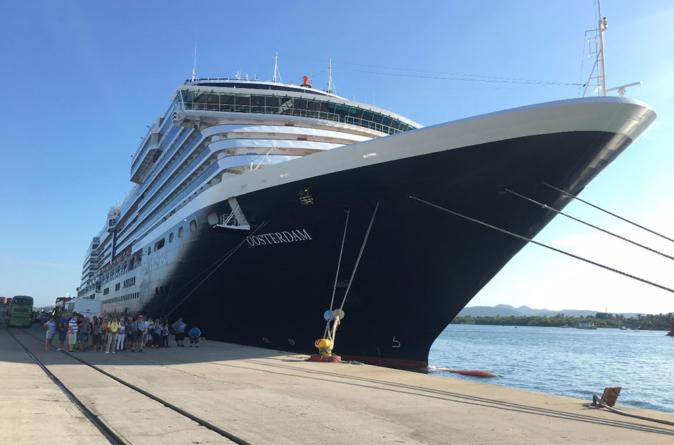 En menos de 20 días, tres cruceros internacionales han llegado a Sinaloa
