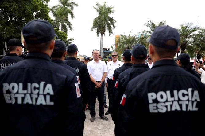 Con más de 150 millones de pesos, Sinaloa refuerza su parque vehicular policiaco