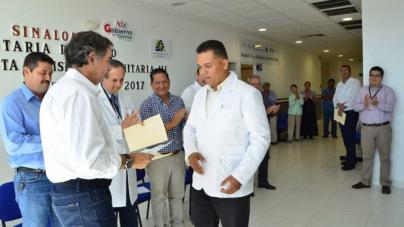 Regresan jurisdicciones sanitarias a Guasave, Salvador Alvarado y Elota