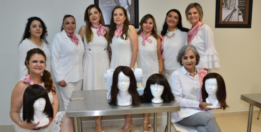 Impulsan taller de pelucas oncológicas en Culiacán en apoyo a pacientes con cáncer