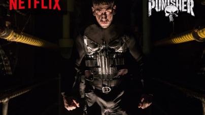 Netflix calienta los motores para 'El Castigador' con este tráiler