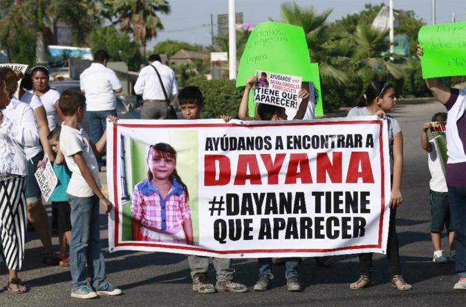 Tras 4 meses, encuentran restos de Dayana en Navolato | Fiscalía lo tacha de feminicidio