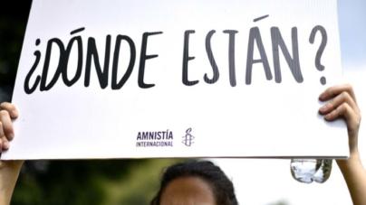 Reporte ESPEJO | Ley de desaparecidos, signo de vida del Poder Legislativo