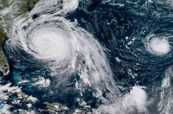 2017 es oficialmente el año con más huracanes seguidos en más de un siglo